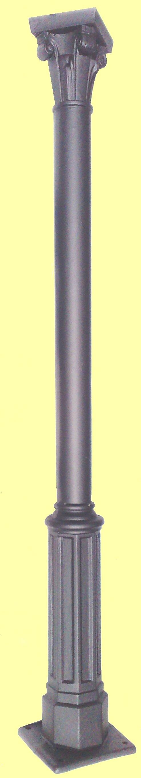 Pilastri in ghisa